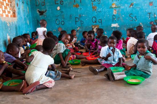 help2kids Malawi, Ausbildungsprojekt: Essensprogramm für den Tiyanjane Kindergarten