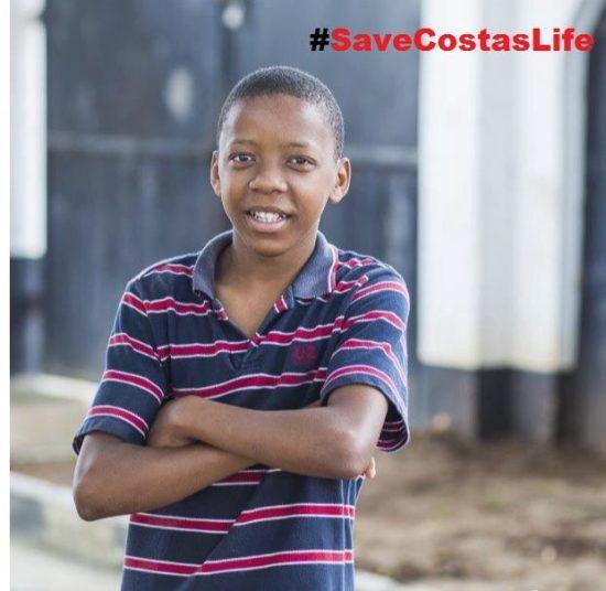 help2kids Tanzania: #SaveCostasLife